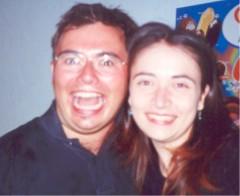 Oscar y Raquel.