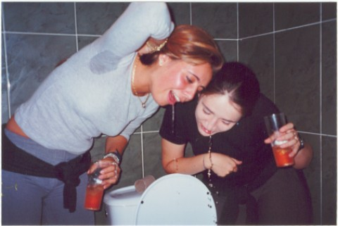 Sonia y Raquel